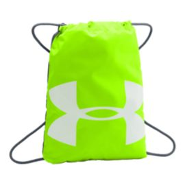 Under Armour Ozsee Sackpack - Bright Green