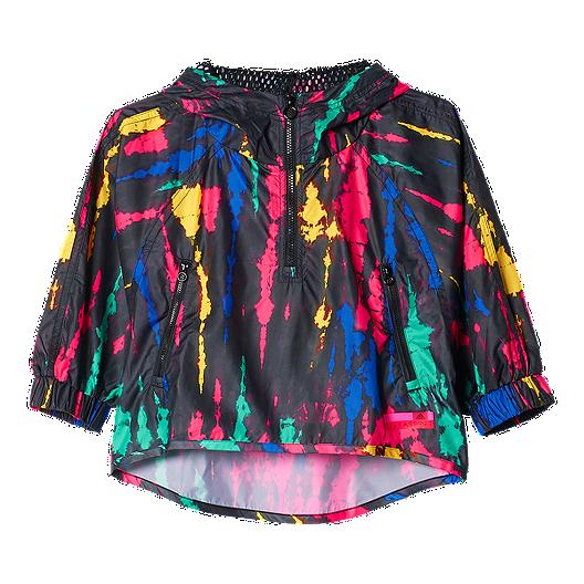 adidas Stellasport Tiedye All Over Print Women's Jacket