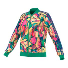 adidas Originals Banana All-Over Print Women's Track Jacket