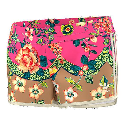 81dd992858977 adidas Originals Farm 3 Stripe Women's Shorts | Sport Chek