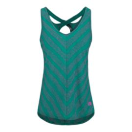 The North Face Striped Breezeback Women's Tank