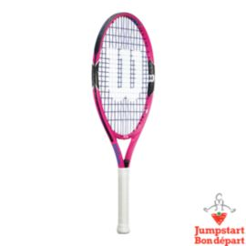 Wilson Burn Pink 23 Junior Tennis Racquet