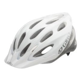 Giro Skyla White Flowers Women's Bike Helmet