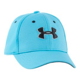 Under Armour 4-7 Blitzing II Stretch Fit Cap