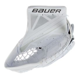 Bauer Supreme S170 Senior Catcher - White/White