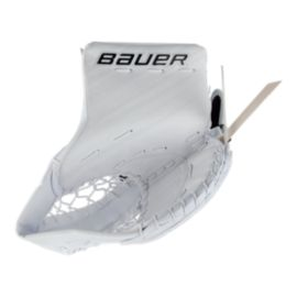 Bauer Supreme S190 Senior Catcher - White/White