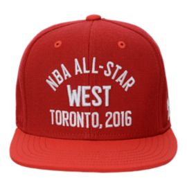 NBA All Star 2016 Shooting West Snapback Youth Cap