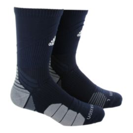 adidas Traxion Menace Men's Crew Socks