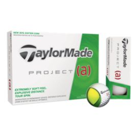 TaylorMade Project (a) Golf Balls - 12 Pack