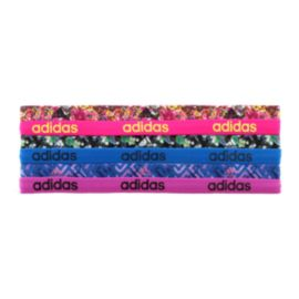 adidas Fighter Graphic Women's Hairband 6-Pack