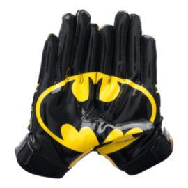 Under Armour Youth Batman F5 Football Gloves - Black  f4295158c