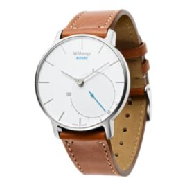 Withings Activite Silver Premium Watch