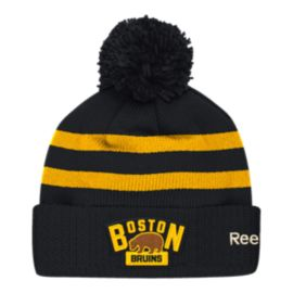 Boston Bruins 2016 Winter Classic Player Cuff Pom Knit