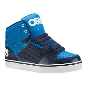 Osiris Kids  Crooklyn Kids  Grade School Skate Shoes - Navy Blue ca5153c1e
