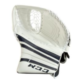 CCM Premier R1.9 Intermediate Catcher White/Navy