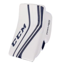 CCM Premier R1.9 Intermediate Blocker White/Navy