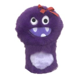 G & G Golf Company Purple Monster Head Cover