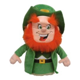G & G Golf Company Leprechaun Head Cover