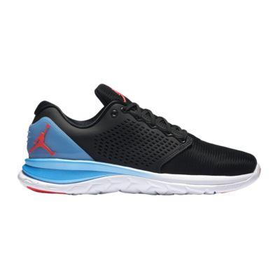 Nike Men\u0027s Jordan Standard TR Premium Training Shoes - Black/Blue/White
