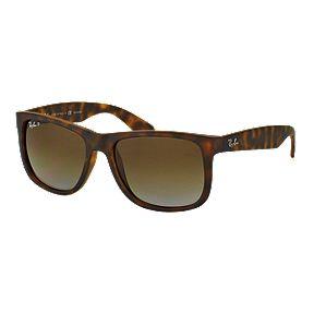 67cb80d1f Ray-Ban Justin Havana Sunglasses