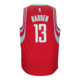 Houston Rockets Harden Swingman Alternate Basketball Jersey