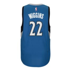 Minnesota Timberwolves Andrew Wiggins Swingman Away Basketball Jersey