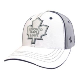 Toronto Maple Leafs Gray Ghost II Cap