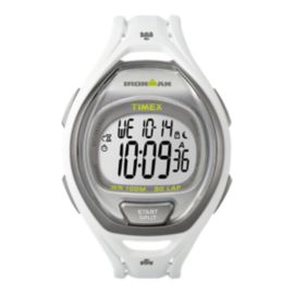 Timex Ironman Sleek 50 Lap - White