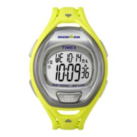 Timex Ironman Sleek 50 Lap - Lime