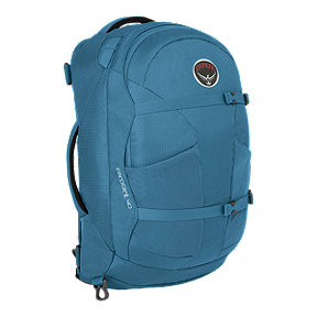 Osprey Farpoint 40L Travel Pack - Caribbean Blue