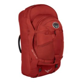 Osprey Farpoint 70L Travel Pack - Jasper Red