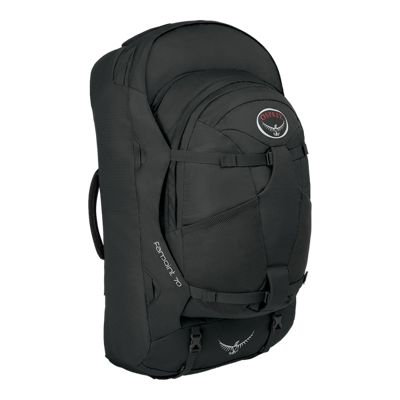 Osprey Farpoint 70L Travel Pack - Volcanic Grey