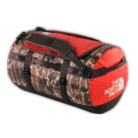 The North Face Base Camp Duffel Small - Brunette Brown