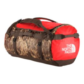 The North Face Base Camp Duffel Large - Brunette Brown