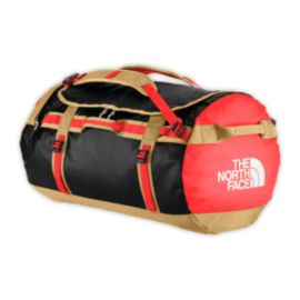 The North Face Base Camp Duffel Large - Fiery Red
