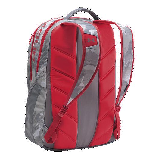 6762b6b560 Under Armour Big Logo IV Backpack | Sport Chek
