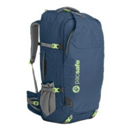 Pacsafe Venturesafe 65L Gii Travel Pack - Navy