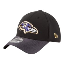 Baltimore Ravens Gold Collection On Field 3930 Cap