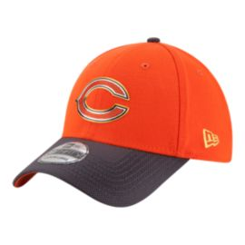 Chicago Bears Gold Collection On Field 3930 Cap