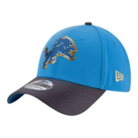 Detroit Lions Gold Collection On Field 3930 Cap