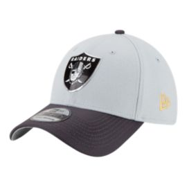 Oakland Raiders Gold Collection On Field 3930 Cap