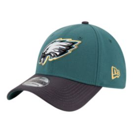 Philadelphia Eagles Gold Collection On Field 3930 Cap