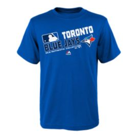 Toronto Blue Jays Kids' Authentic Collection Team Choice T Shirt
