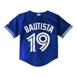 Toronto Blue Jays Baby Jose Bautista Cool Base Baseball Jersey