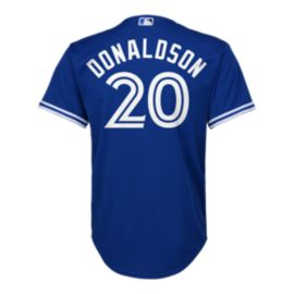 Toronto Blue Jays Toddler Cool Base Josh Donaldson Baseball Jersey