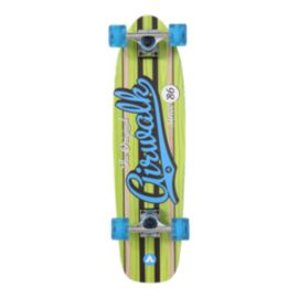 Airwalk EZ Cruiser Skateboard - Blue