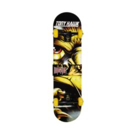 Tony Hawk Complete Skateboard - Evil Eye Gold
