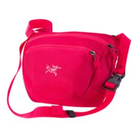 Arc'teryx Maka 2 Women's Waist Pack - Pink Tulip - Prior Season