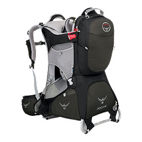 Osprey Poco AG Child Carrier - Black
