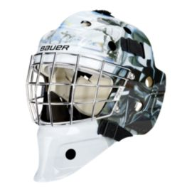 Bauer NME 3 Star Wars Darth Vader Head Youth Goalie Mask